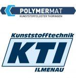 Logo PolymerMat und KTI