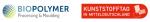 Logo Biopolymer und MKT 2021