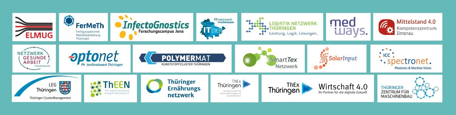 Logos CCIT-Teilnehmer